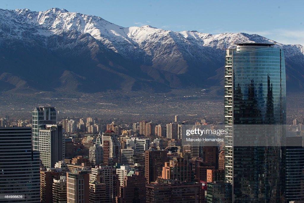 Santiago - Copa America Chile 2015 Host Cities : News Photo