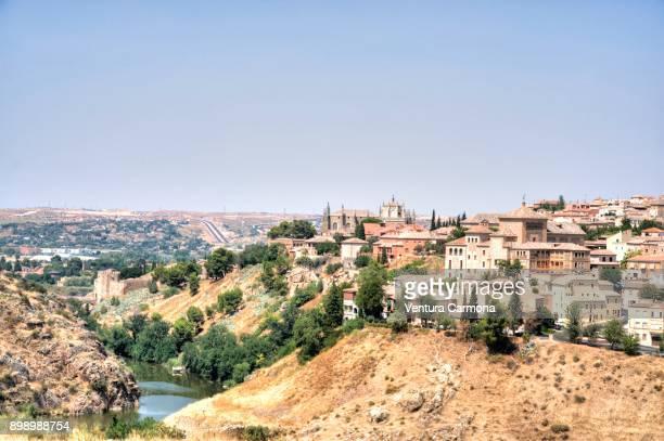 View of Toledo - Castile-La Mancha, Spain