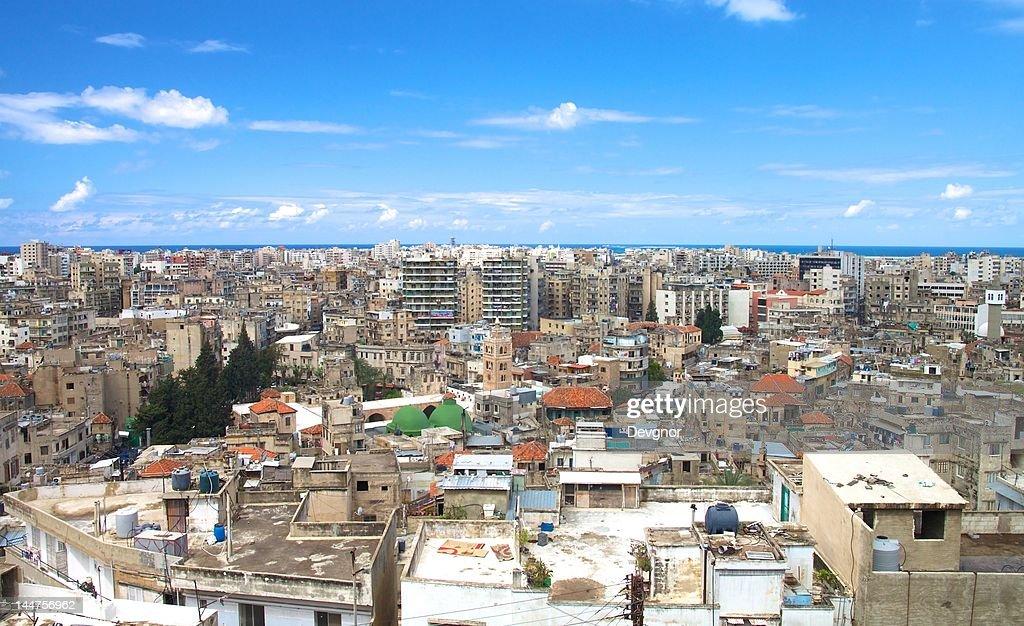 View of Tripoli : Stock Photo