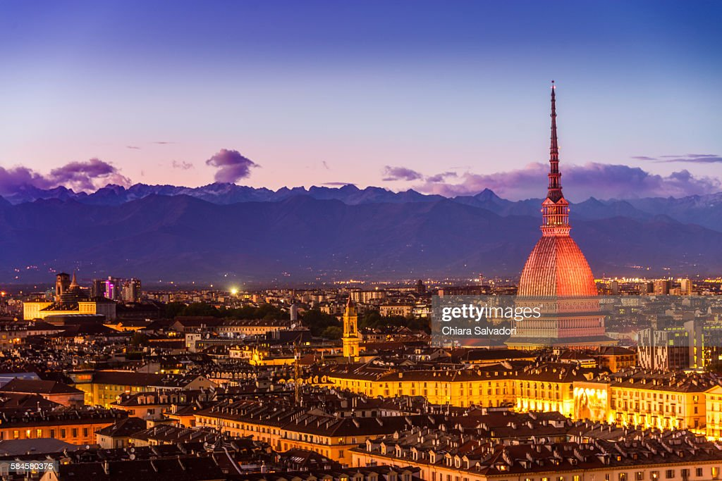 View of Turin : Stock Photo