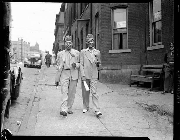 USA: Black History Month - Black Photographers From The Archives