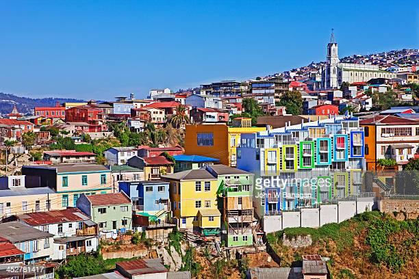 View of Valparaíso, Chile