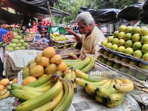 A view of vegetable daily market at Central Kolkata on 23 June 2016 The vegetable daily market in Central Kolkata on 23 June 2016 Congress organises...