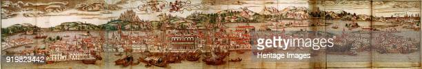View of Venice From Peregrinatio in terram sanctam 1486 Found in the collection of Bibliothèque Nationale de France