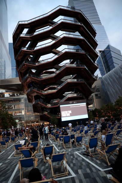"NY: ""Catch The Fair One"" Premiere - 2021 Tribeca Festival"