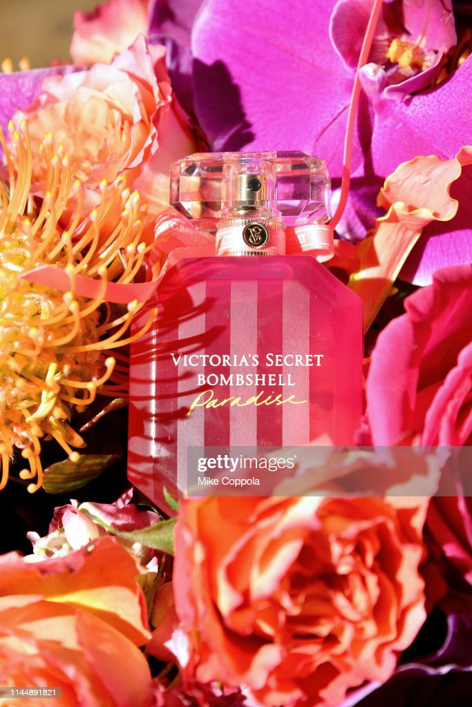 NY: Victoria's Secret Bombshell Paradise Launch