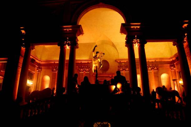 ITA: Gala Dinner Honoring Alfonso Cuaron, Quentin Tarantino And Oliver Stone - 16th Rome Film Fest 2021