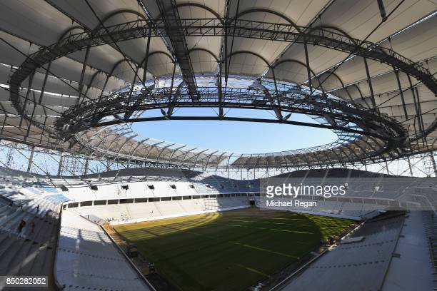 MBER 20 A view of Volgograd Arena on September 20 2017 in Volgograd Russia