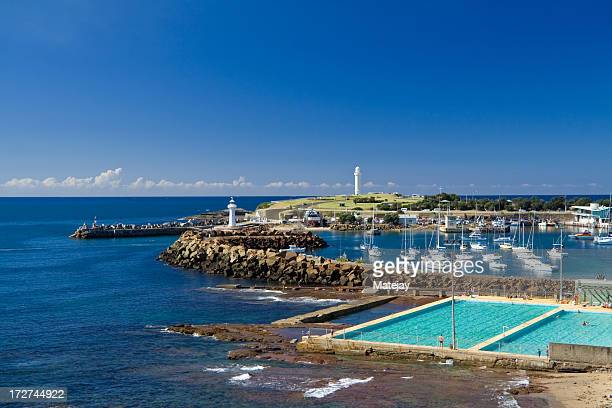 View of Wollongong, Australia