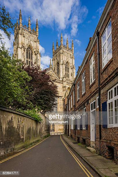 View of York Minster, Cathedral