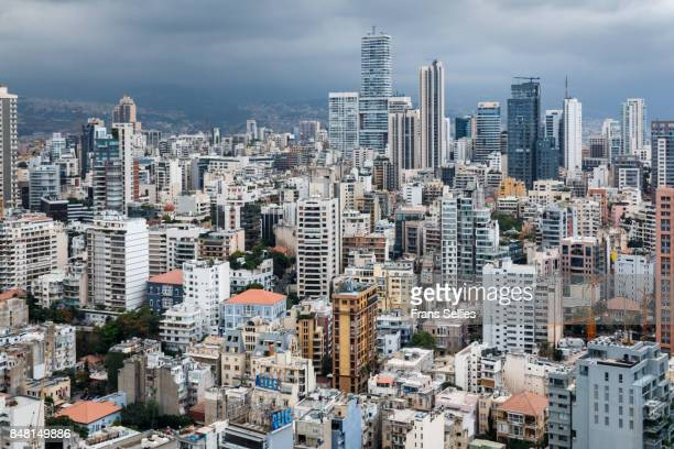 View on Beirut, Lebanon