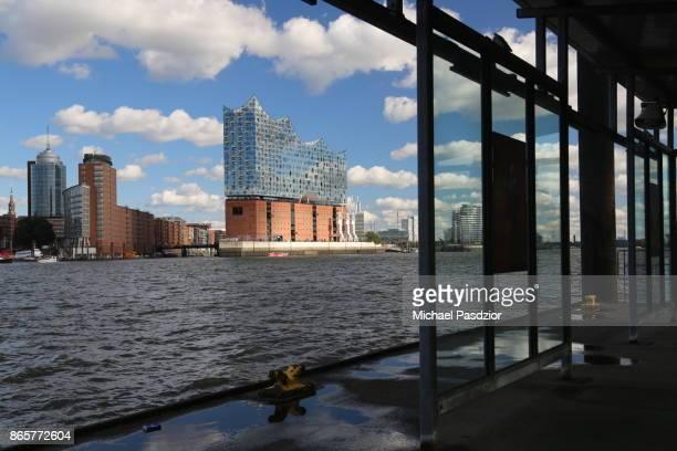 view on Elbphilharmonie