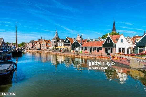 View on Monnickendam Netherlands