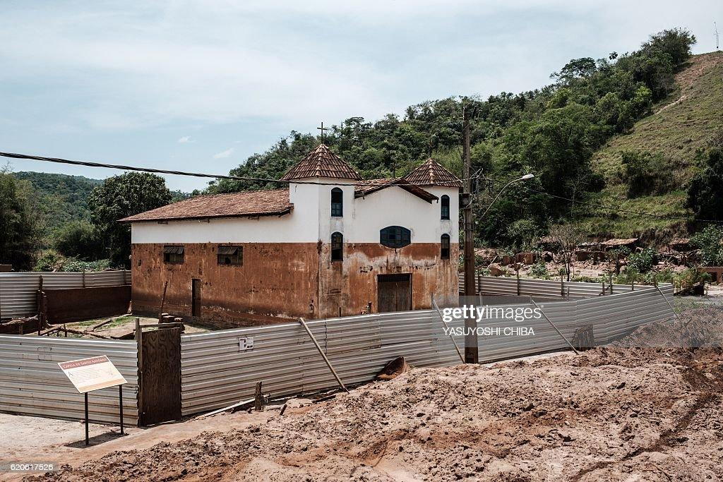 BRAZIL-ENVIRONMENT-MINING : Fotografia de notícias
