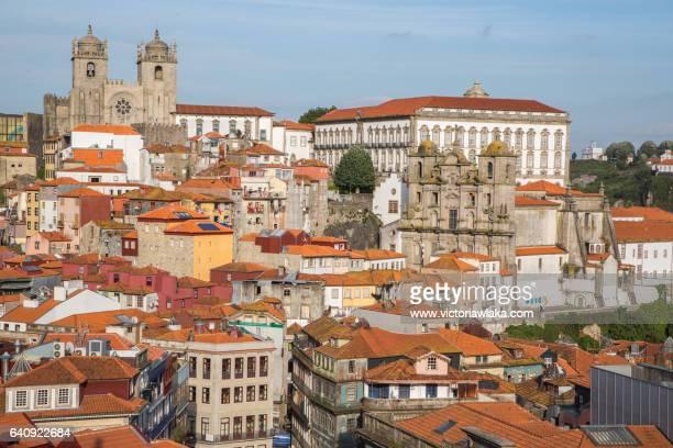 View on Sé do Porto