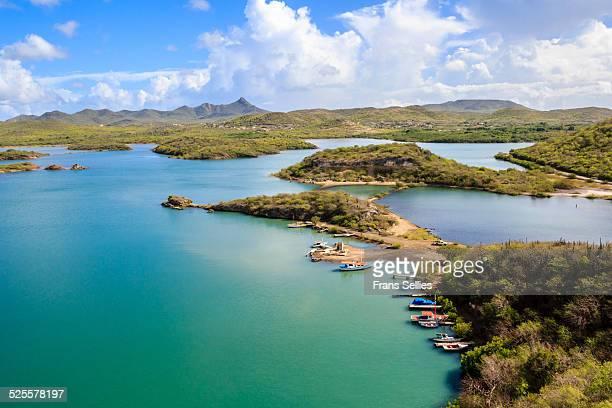 View on Santa Martha Bay, Curaçao