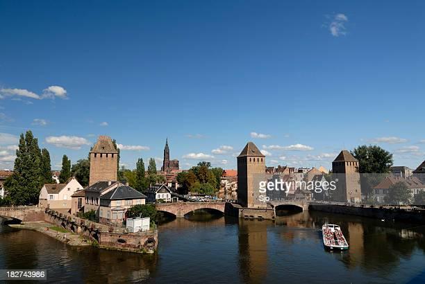 View on Strasbourg