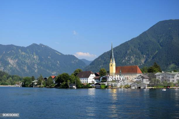 View on the Rottach-Egern