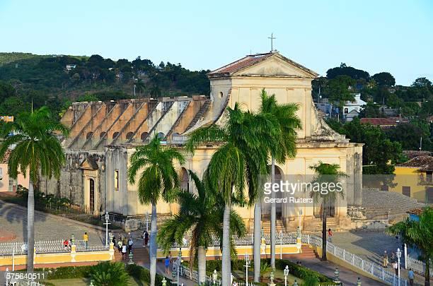 view on trinidad - unesco stock-fotos und bilder