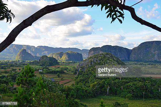 View on Vinales Valley, Cuba