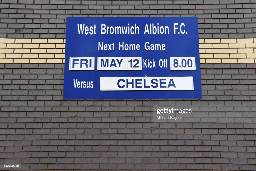 West Bromwich Albion v Chelsea - Premier League : News Photo