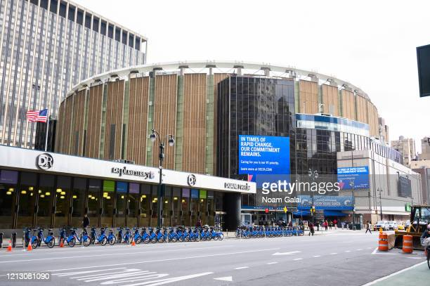 Madison Square Garden Stock Pictures Royalty Free Photos Images