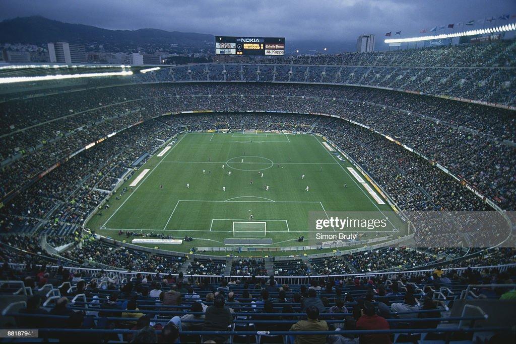 Camp Nou : News Photo