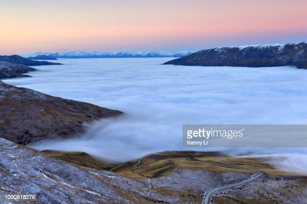 A view over Cardrona valley