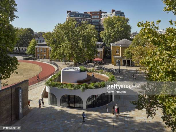 View over Duke of York Square. Vardo Chelsea, London, United Kingdom. Architect: Nex-, 2019.
