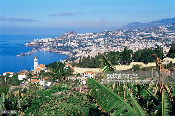 View over Funchal, Madeira, Portugal, Atlantic, Europe