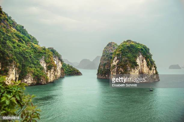 View over Halong Bay