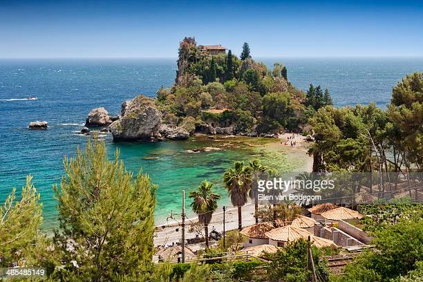 View over Isola bella