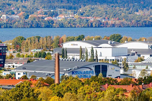 SWE: HV71 Jonkoping v Lukko Rauma - Champions Hockey League