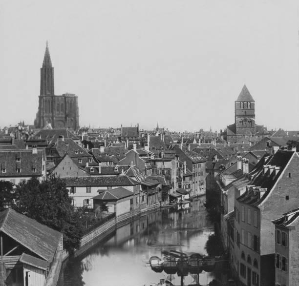 View Of Strasbourg Wall Art