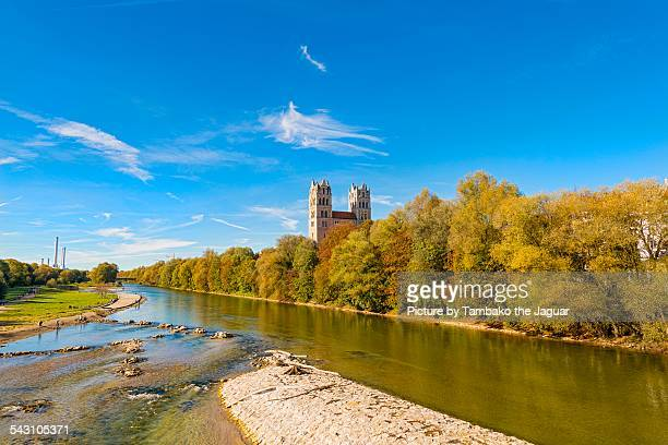 View over the Isar