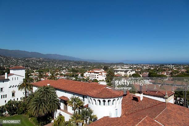 View Santa Barbara California
