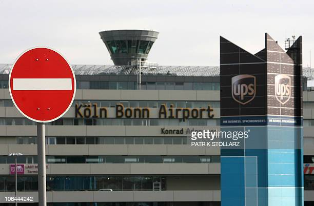 View shows the Cologne-Bonn airport and a UPS logo on November 2, 2010. Responsibility for air freight security must lie with governments, not...