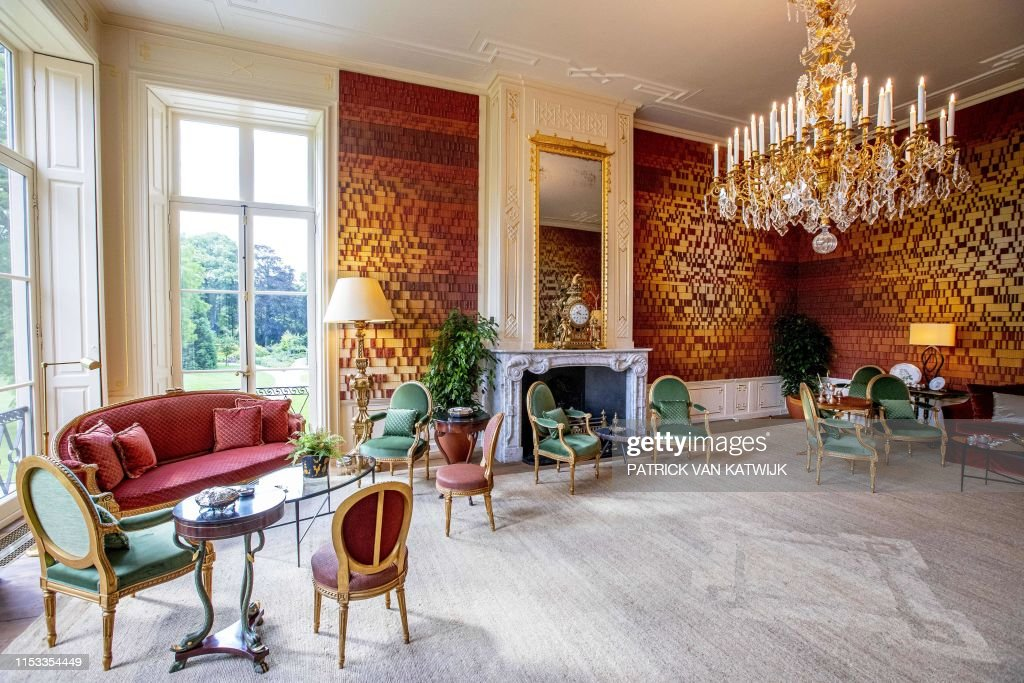 NETHERLANDS-ROYALS-HERITAGE : News Photo