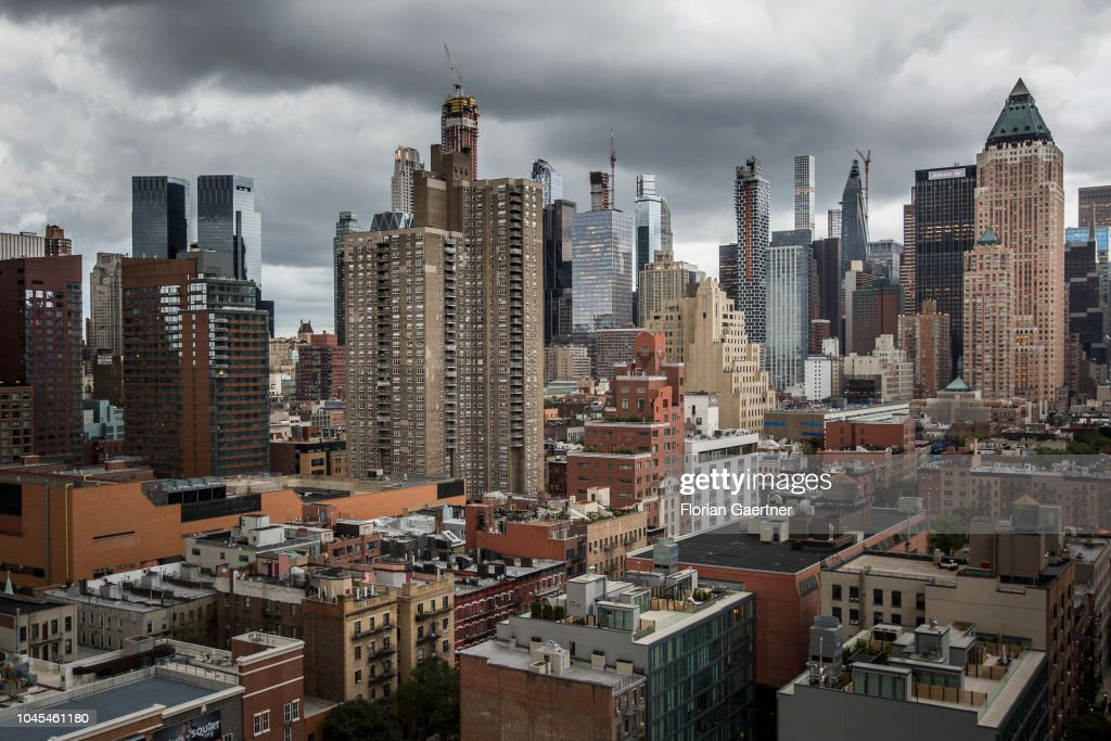 Manhattan : News Photo