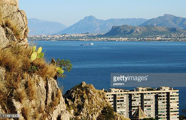 view to palermo