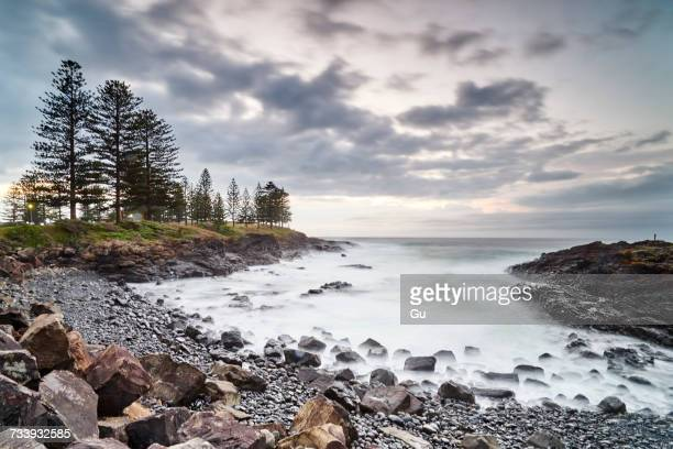 View to sea, Kiama, Australia