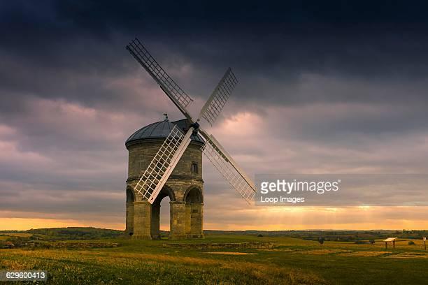 A view toward Chesterton windmill Chesterton England