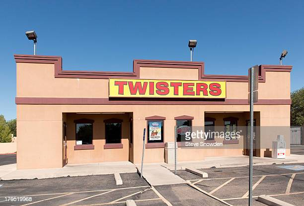 A view Twisters on August 31 2013 in Albuquerque New Mexico Twisters served as Gustavo Fring's Los Pollos Hermanos restaurant in 'Breaking Bad'...