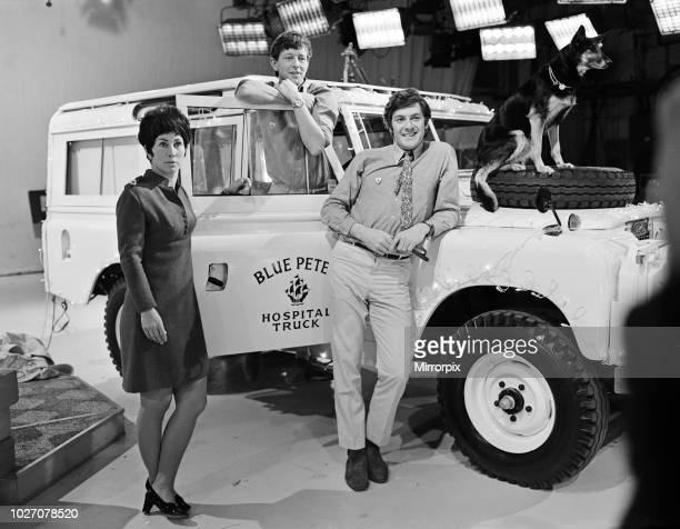 Viewers of BBC TV children's programme Blue Peter buy a hospital truck for West Africa with wool A fully equipped hospital truck to help save the...