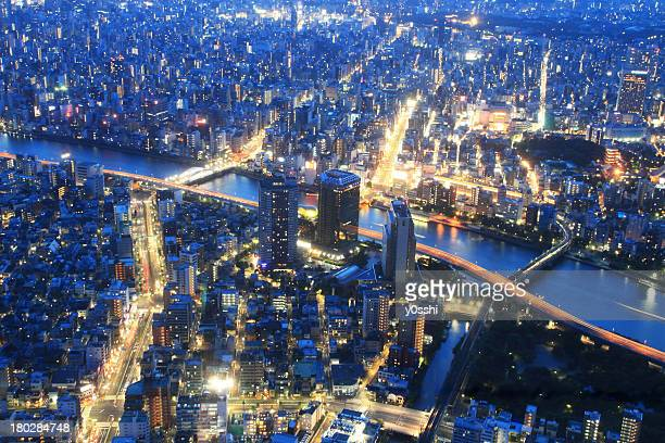 Viewing from Tokyo Sky Tree