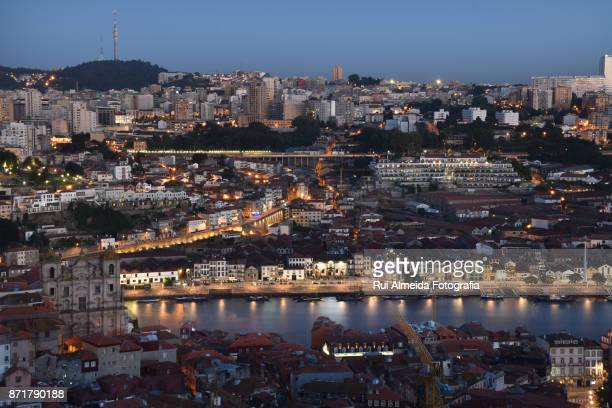 Viewpoint from Tower of the Clerics, Porto