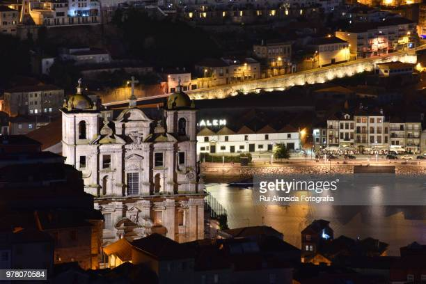 Viewpoint of Tower of Clerics, Porto