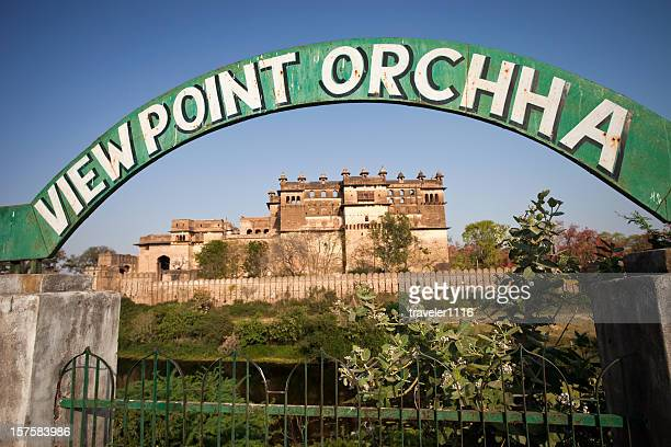 Viewpoint Orchha In India