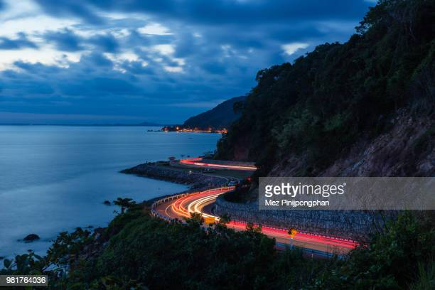 viewpoints in chanthaburi - chanthaburi sea stock pictures, royalty-free photos & images