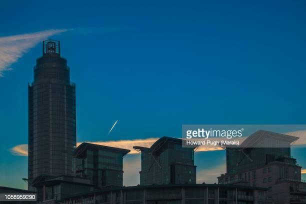 Views From British Railroad Station Platforms
